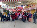 Rotary Club Melipilla celebró Fiestas Patrias con Adultos Mayores